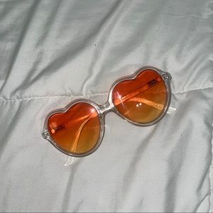Vans Heart Sunglasses